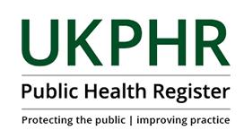 UK Public health register logo